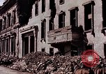 Image of bomb damage Berlin Germany, 1945, second 27 stock footage video 65675031436