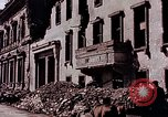 Image of bomb damage Berlin Germany, 1945, second 29 stock footage video 65675031436