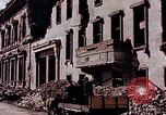 Image of bomb damage Berlin Germany, 1945, second 34 stock footage video 65675031436