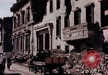 Image of bomb damage Berlin Germany, 1945, second 38 stock footage video 65675031436