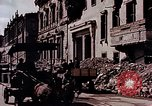 Image of bomb damage Berlin Germany, 1945, second 40 stock footage video 65675031436