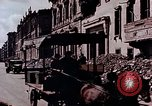 Image of bomb damage Berlin Germany, 1945, second 41 stock footage video 65675031436