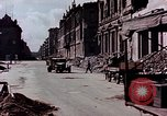 Image of bomb damage Berlin Germany, 1945, second 43 stock footage video 65675031436