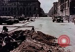 Image of bomb damage Berlin Germany, 1945, second 46 stock footage video 65675031436
