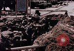 Image of bomb damage Berlin Germany, 1945, second 57 stock footage video 65675031436