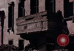 Image of bomb damage Berlin Germany, 1945, second 62 stock footage video 65675031436