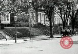 Image of advancements in transportation early 1900s New York City USA, 1927, second 32 stock footage video 65675031458