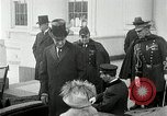 Image of President Calvin Coolidge United States USA, 1927, second 18 stock footage video 65675031463