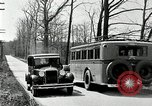 Image of buses United States USA, 1927, second 21 stock footage video 65675031466