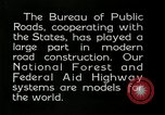 Image of rebuilt roads United States USA, 1929, second 11 stock footage video 65675031470
