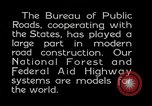Image of rebuilt roads United States USA, 1929, second 14 stock footage video 65675031470