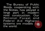 Image of rebuilt roads United States USA, 1929, second 16 stock footage video 65675031470