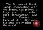 Image of rebuilt roads United States USA, 1929, second 19 stock footage video 65675031470