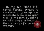 Image of Mount Hood National Forest Oregon United States USA, 1929, second 10 stock footage video 65675031473