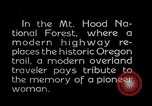 Image of Mount Hood National Forest Oregon United States USA, 1929, second 13 stock footage video 65675031473
