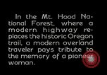 Image of Mount Hood National Forest Oregon United States USA, 1929, second 16 stock footage video 65675031473