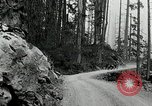 Image of Mount Baker Highway Washington State United States USA, 1929, second 15 stock footage video 65675031474