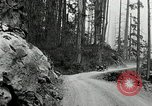 Image of Mount Baker Highway Washington State United States USA, 1929, second 16 stock footage video 65675031474