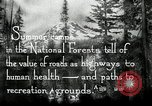 Image of developed roads United States USA, 1929, second 10 stock footage video 65675031476