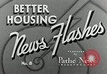 Image of bath facilities United States USA, 1936, second 10 stock footage video 65675031479