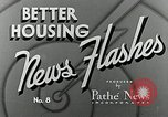 Image of bath facilities United States USA, 1936, second 11 stock footage video 65675031479