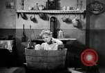 Image of bath facilities United States USA, 1936, second 30 stock footage video 65675031479