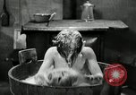 Image of bath facilities United States USA, 1936, second 37 stock footage video 65675031479