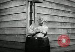 Image of bath facilities United States USA, 1936, second 40 stock footage video 65675031479