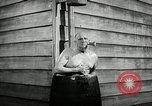 Image of bath facilities United States USA, 1936, second 44 stock footage video 65675031479