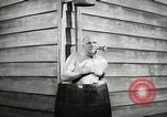 Image of bath facilities United States USA, 1936, second 45 stock footage video 65675031479