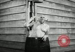 Image of bath facilities United States USA, 1936, second 46 stock footage video 65675031479