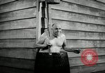 Image of bath facilities United States USA, 1936, second 54 stock footage video 65675031479