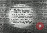 Image of housing facilities United States USA, 1936, second 14 stock footage video 65675031480