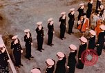 Image of Launching Liberty Ships Sausalito California USA, 1944, second 16 stock footage video 65675031502