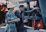 Image of Launching Liberty Ships Sausalito California USA, 1944, second 27 stock footage video 65675031502
