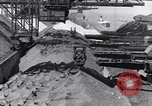 Image of Open hearth furnace United States USA, 1943, second 12 stock footage video 65675031504