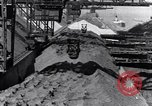 Image of Open hearth furnace United States USA, 1943, second 14 stock footage video 65675031504