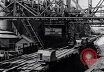 Image of Open hearth furnace United States USA, 1943, second 27 stock footage video 65675031504