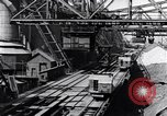 Image of Open hearth furnace United States USA, 1943, second 33 stock footage video 65675031504
