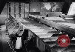 Image of Steel rolling mill United States USA, 1943, second 37 stock footage video 65675031508