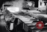 Image of Steel rolling mill United States USA, 1943, second 46 stock footage video 65675031508