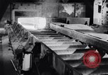 Image of Steel rolling mill United States USA, 1943, second 47 stock footage video 65675031508