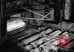 Image of Manufacture of steel plates United States USA, 1943, second 39 stock footage video 65675031509