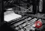 Image of Manufacture of steel plates United States USA, 1943, second 40 stock footage video 65675031509