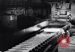 Image of Manufacture of steel plates United States USA, 1943, second 53 stock footage video 65675031509