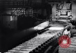 Image of Manufacture of steel plates United States USA, 1943, second 54 stock footage video 65675031509