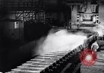 Image of Manufacture of steel plates United States USA, 1943, second 55 stock footage video 65675031509