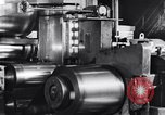 Image of steel sheet factory in World War 2 United States USA, 1943, second 24 stock footage video 65675031513