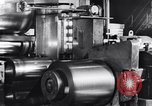 Image of steel sheet factory in World War 2 United States USA, 1943, second 25 stock footage video 65675031513