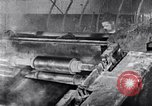 Image of steel sheet factory in World War 2 United States USA, 1943, second 28 stock footage video 65675031513